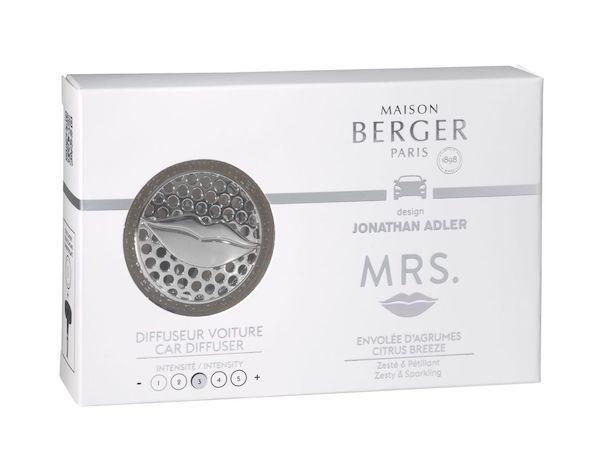 Maison Berger Autoparfum Car Diffuser Jonathan Adler MRS.