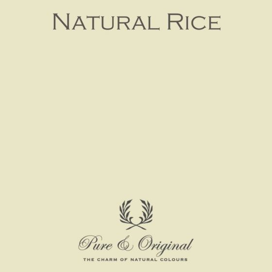 Pure & Original Traditional Paint Eggshell Natural Rice