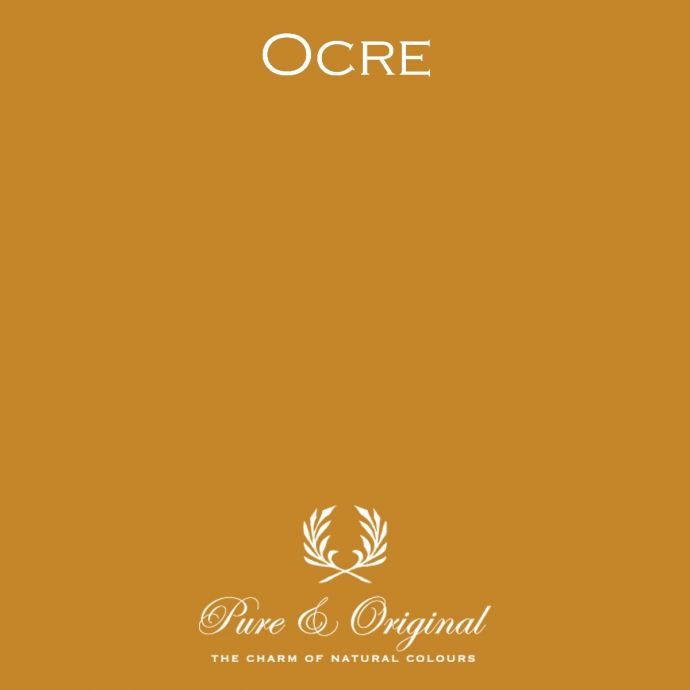 Pure & Original Wallprim Ocre