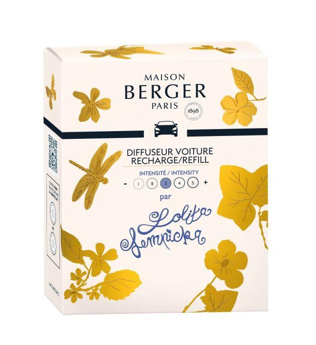 Maison Berger Autoparfum Navulling Lolita Lempicka