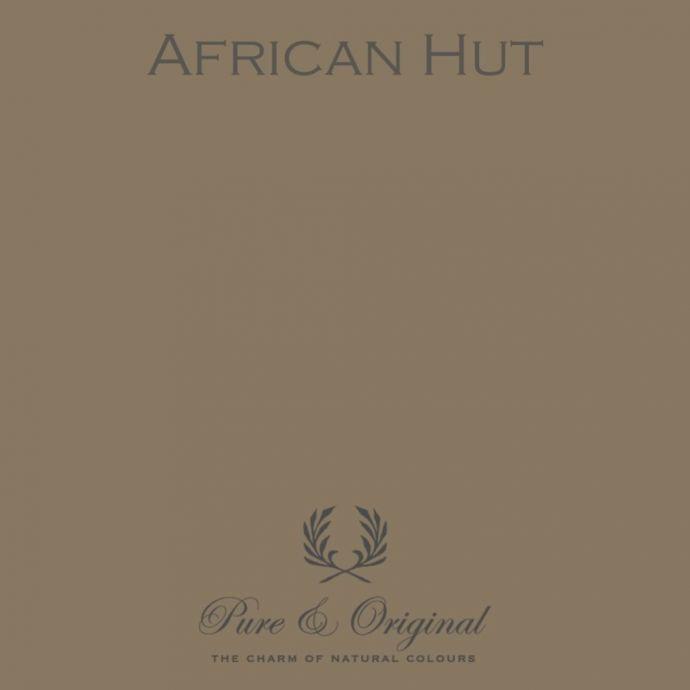 Pure & Original Wallprim African Hut