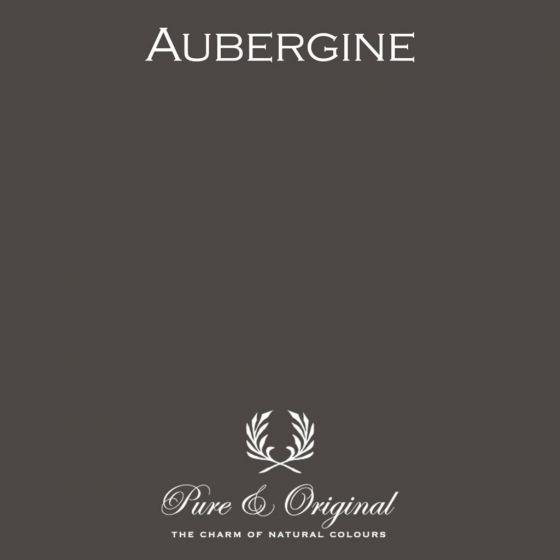 Pure & Original Traditional Paint Eggshell Aubergine