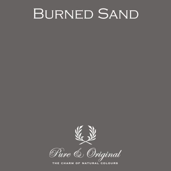 Pure & Original Traditional Paint Eggshell Burned Sand