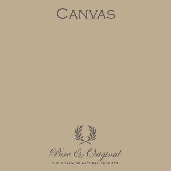Pure & Original Traditional Paint Eggshell Canvas