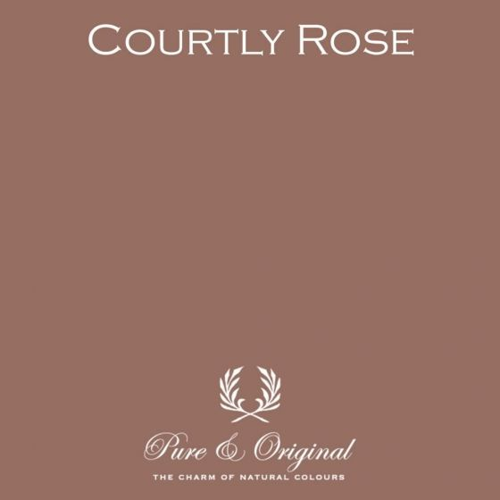 Pure & Original Licetto Courtly Rose