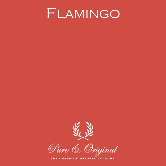 Pure & Original Fresco Flamingo