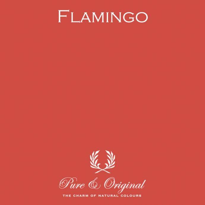 Pure & Original Wallprim Flamingo