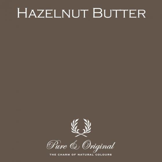 Pure & Original Traditional Paint Eggshell Hazelnut Butter