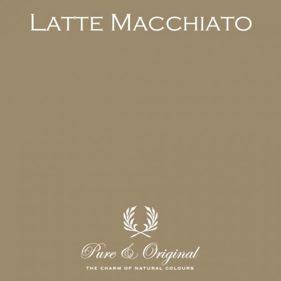 Pure & Original Traditional Paint Eggshell Late Macchiato