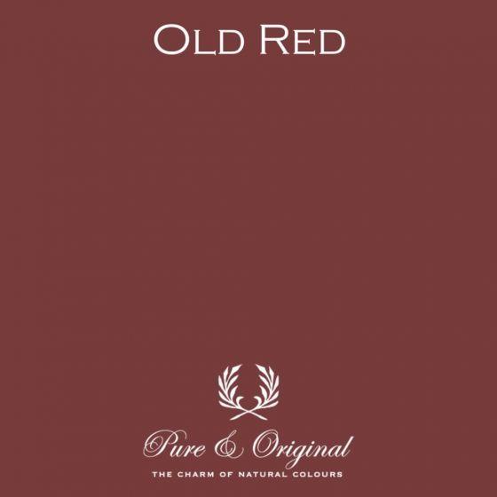 Pure & Original Licetto Old Red