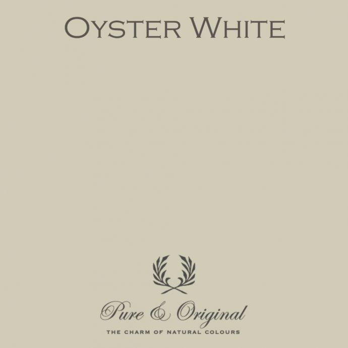 Pure & Original Marrakech Oyster White