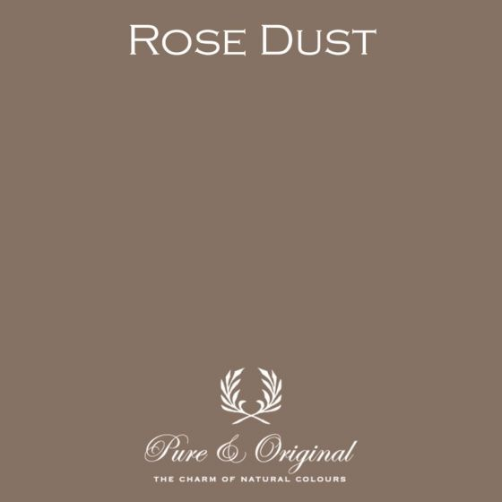 Pure & Original Traditional Paint Eggshell Rose Dust