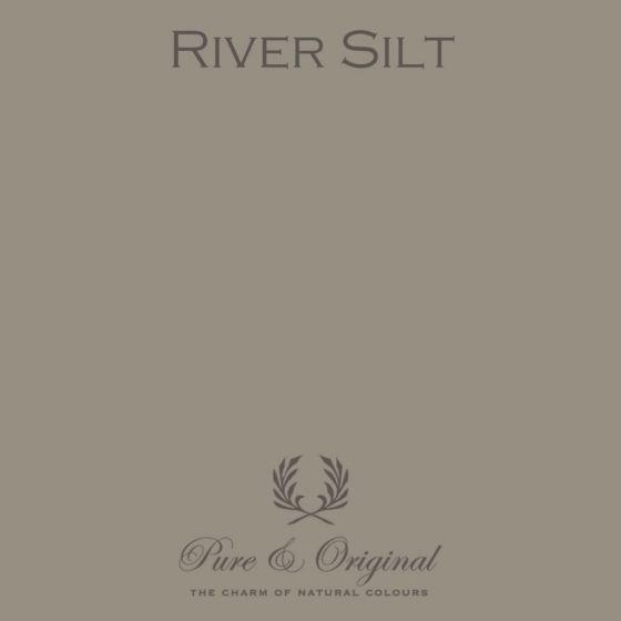 Pure & Original Traditional Paint Eggshell River Silt
