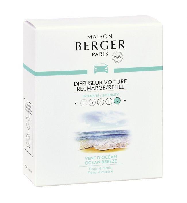 Maison Berger Autoparfum Navulling Ocean Breeze