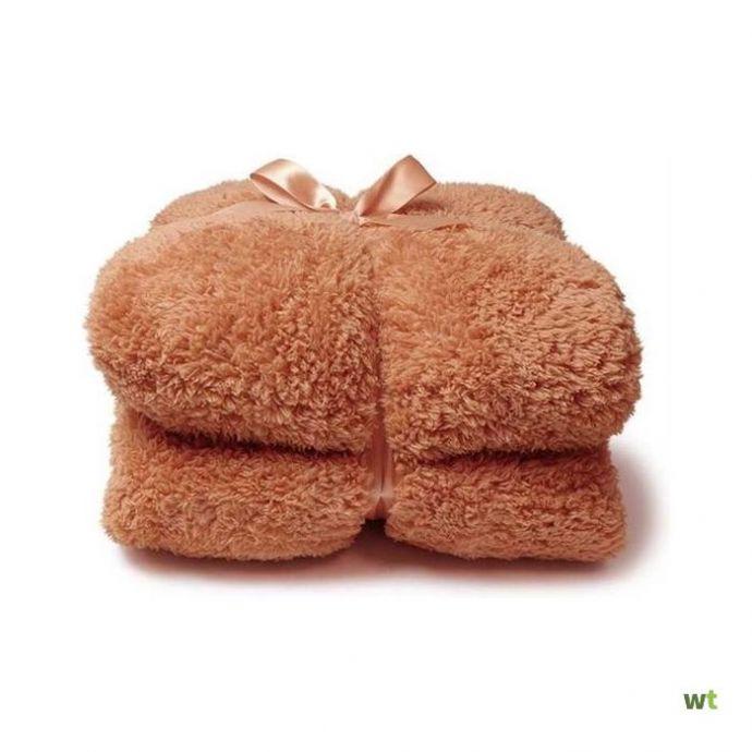 Fleeceplaid Teddy