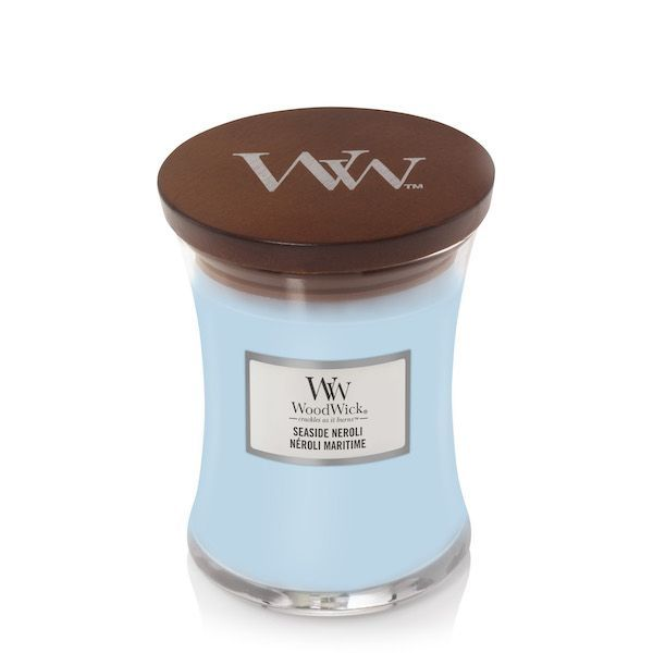 WoodWick Candle Seaside Neroli