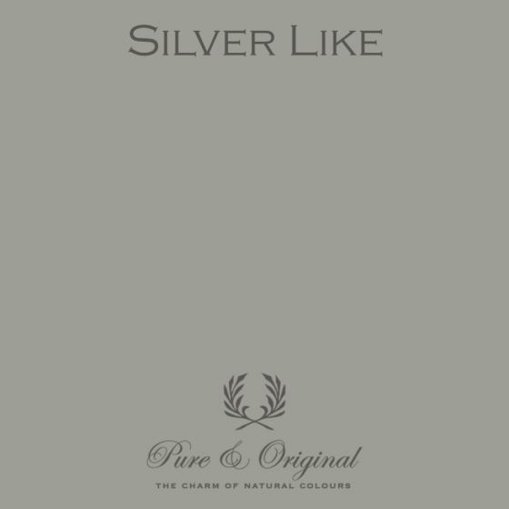Pure & Original Traditional Paint Silver Like