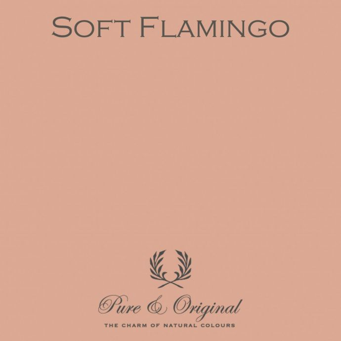 Pure & Original Fresco Soft Flamingo