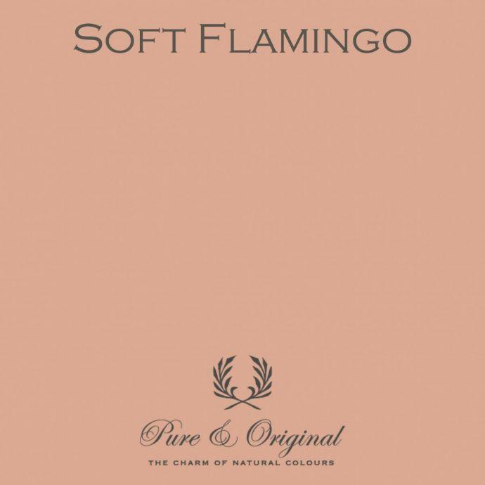 Pure & Original Wallprim Soft Flamingo