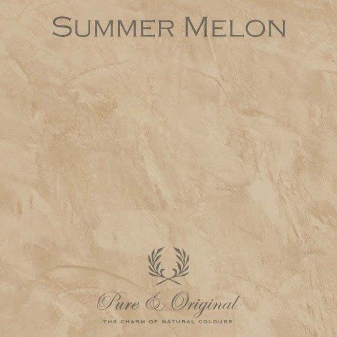 Pure & Original Marrakech Walls Summer Melon