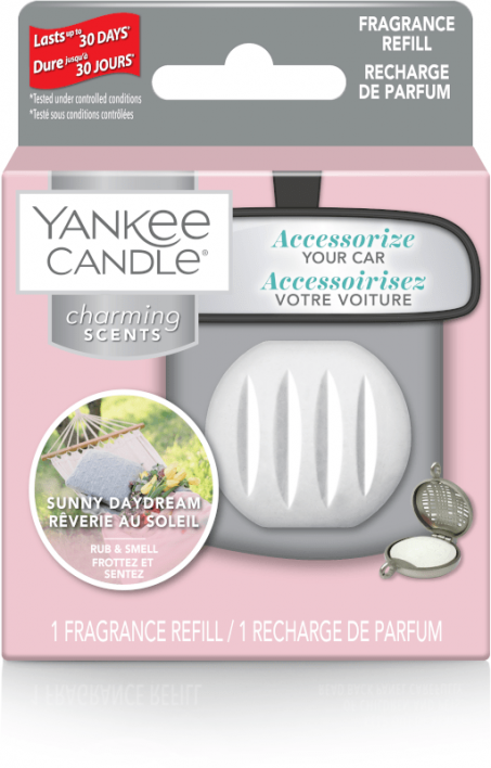 Yankee Candle Navulling Charming Scents Sunny Daydream