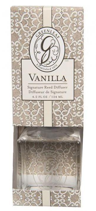Greenleaf Reed Diffuser vanilla