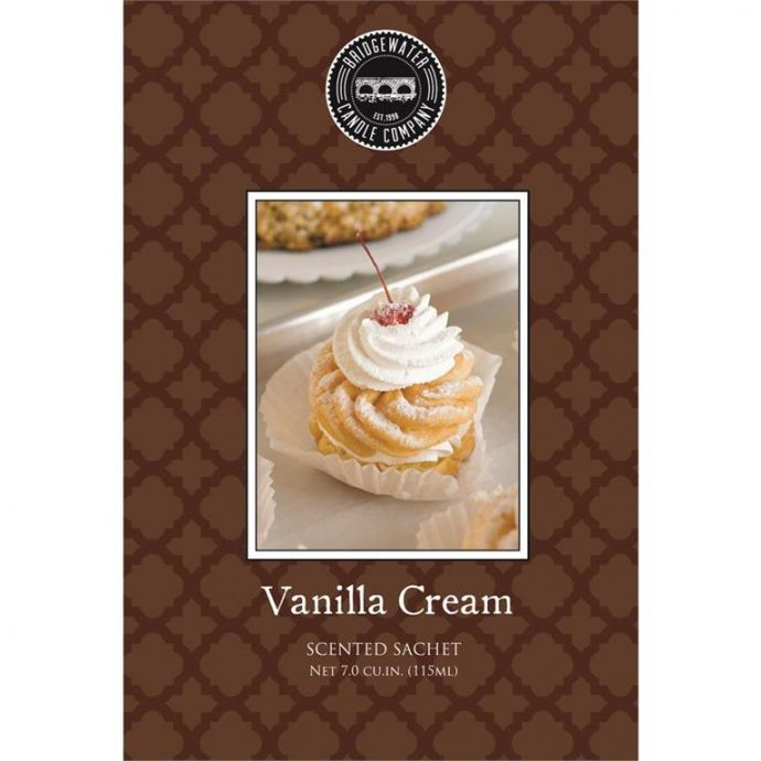 Bridgewater Geurzakje Vanilla Cream