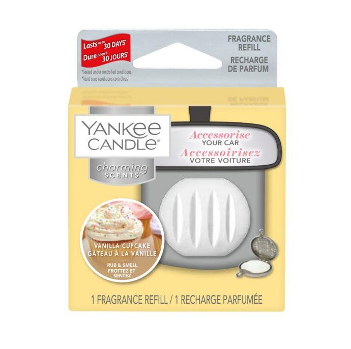Yankee Candle Navulling Charming Scents Vanilla Cupcake