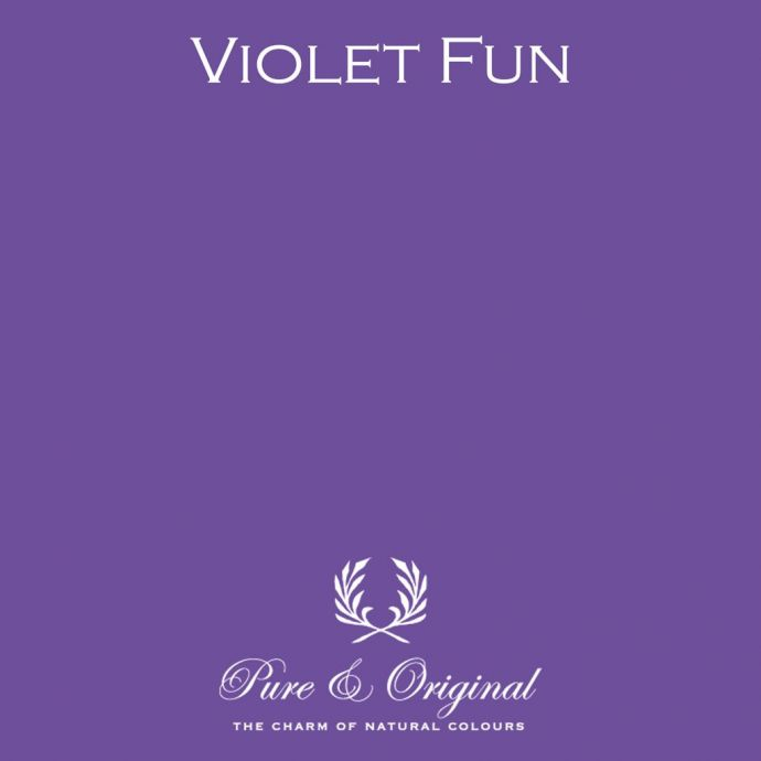 Pure & Original Fresco Violet Fun