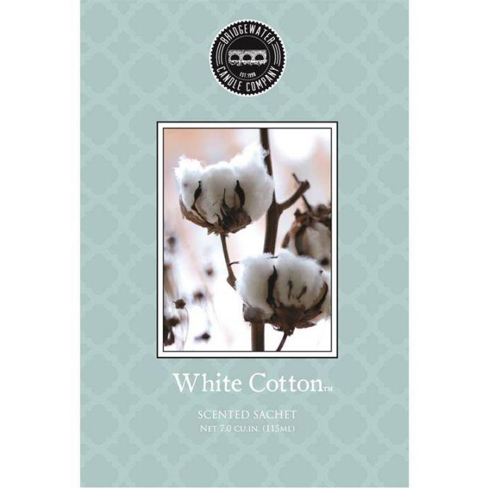 Bridgewater White Cotton