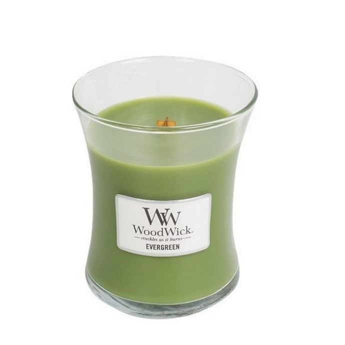 WoodWick Candle Evergreen