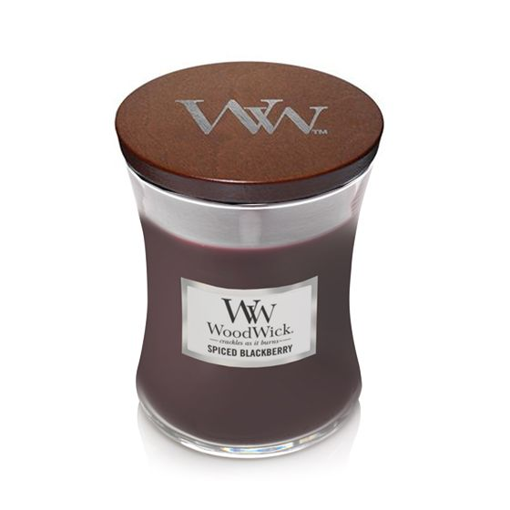WoodWick Candle Spiced Blackberry