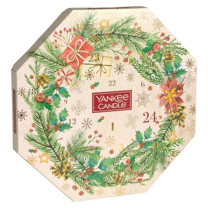 Yankee Candle Christmas Wreath adventkalender 2020