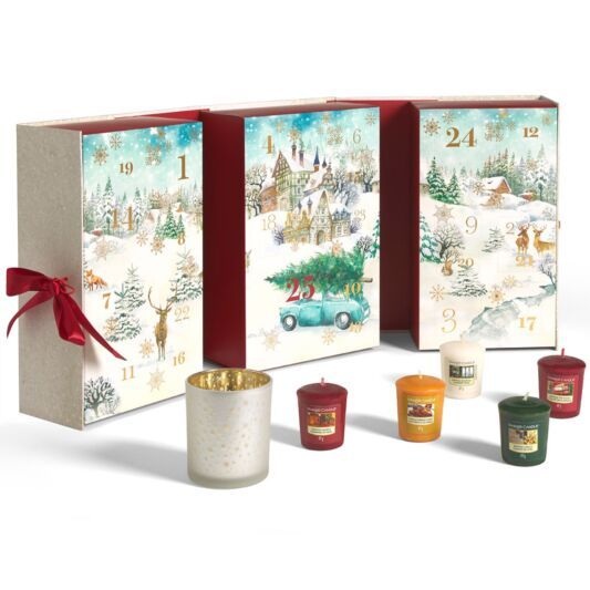 Yankee Candle Magical Christmas Morning Book adventkalender 2020