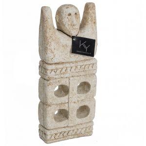Decoratie beeldje moai