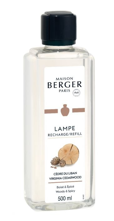 Maison Berger Huisparfum Virginia Cedarwood