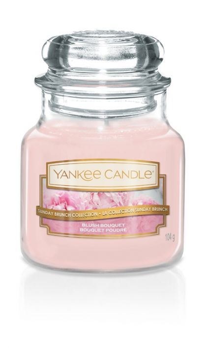 Yankee Candle blush bouquet small jar