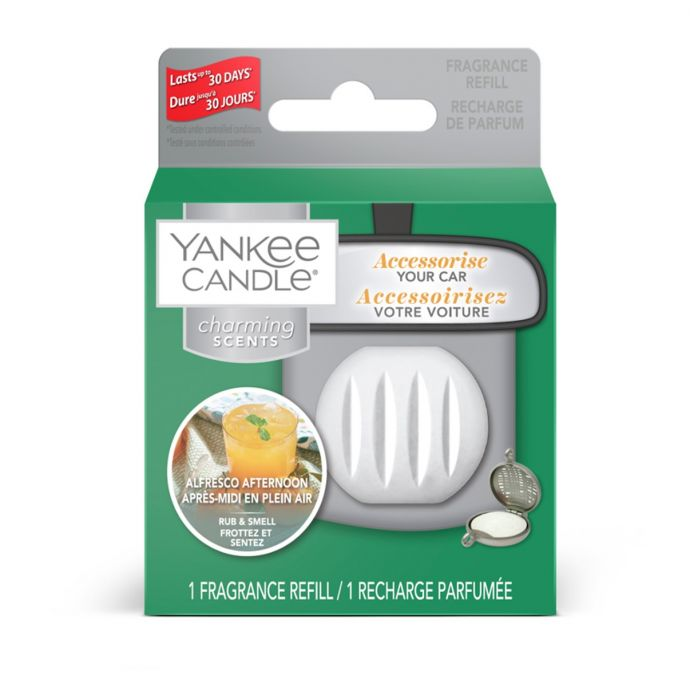 Yankee Candle Navulling Charming Scents Alfresco Afternoon
