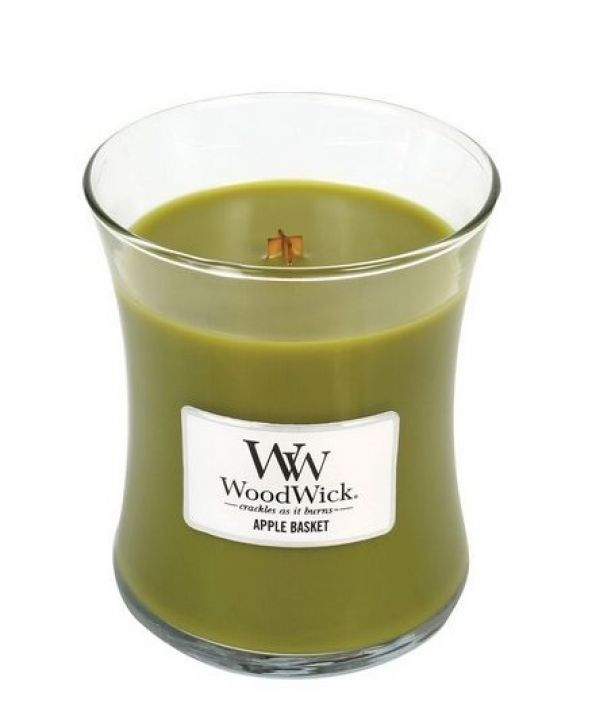 WoodWick Candle Apple Basket