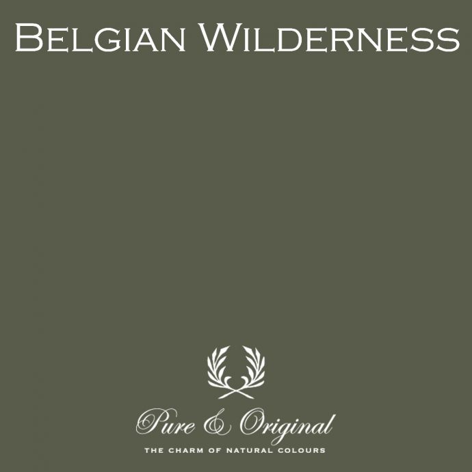 Pure & Original Fresco Belgian Wilderness