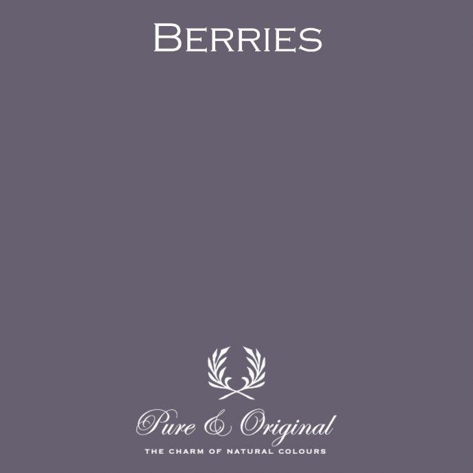 Pure & Original Wallprim Berries
