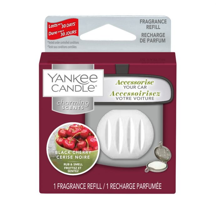 Yankee Candle Navulling Charming Scents Black Cherry