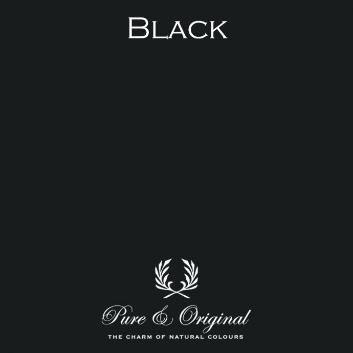 Pure & Original Wallprim Black