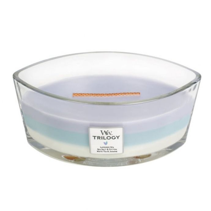 WoodWick Candle Calming Retreat Ellipse
