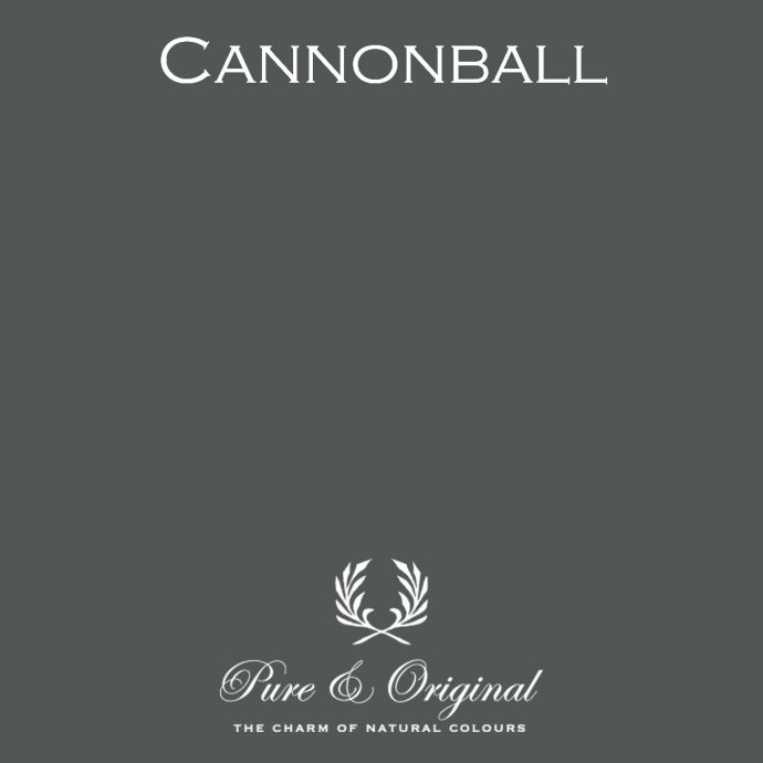 Pure & Original Wallprim Cannonball