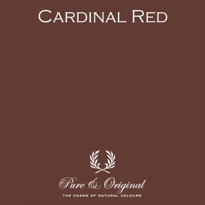 Pure & Original Wallprim Cardinal Red