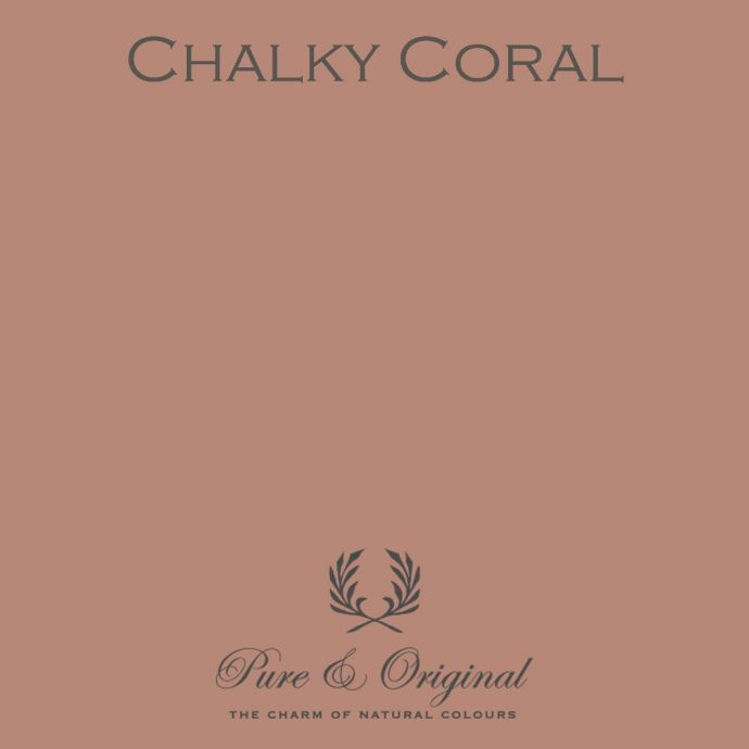Pure & Original Fresco Chalky coral