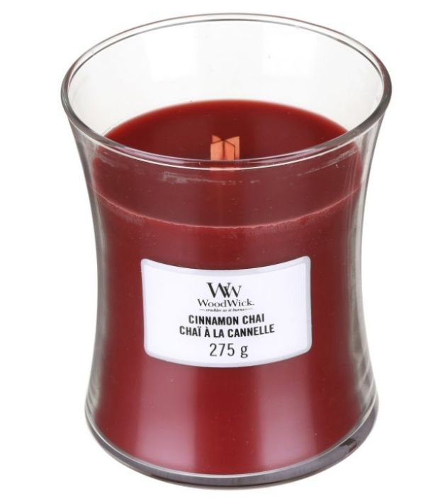 WoodWick Candle Cinnamon Chai