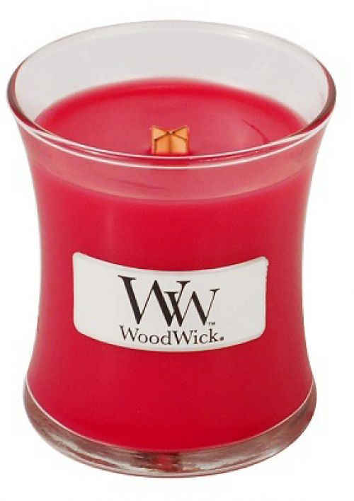 WoodWick Candle Cinnamon Cheer Small
