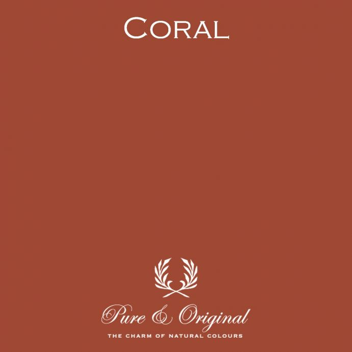 Pure & Original Fresco Coral
